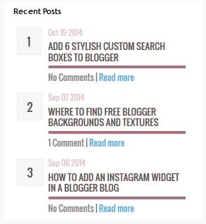 Cara mencantikkan blog.