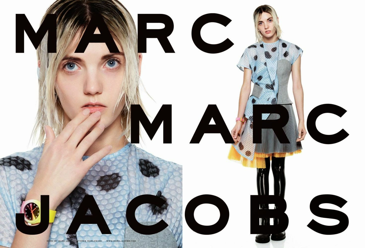 Marc Jacobs To Discontinue Marc by Marc Jacobs