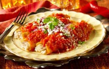 C mo preparar enchiladas rojas - Como cocinar alubias rojas ...