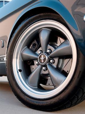 Mustang Rims