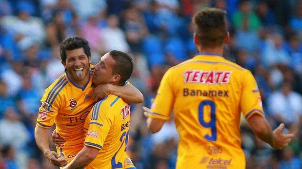 Club Universitario vs Tigres UANL: Copa Libertadores 28-04-2015