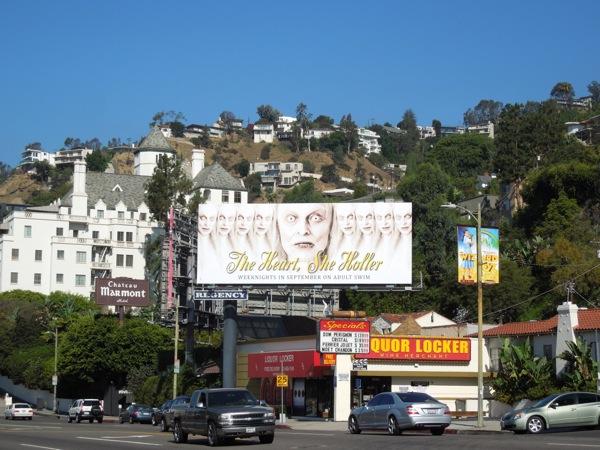 The Heart She Holler 2 billboard