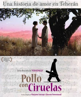 Pollo con ciruelas (Poulet aux Prunes)(2012)