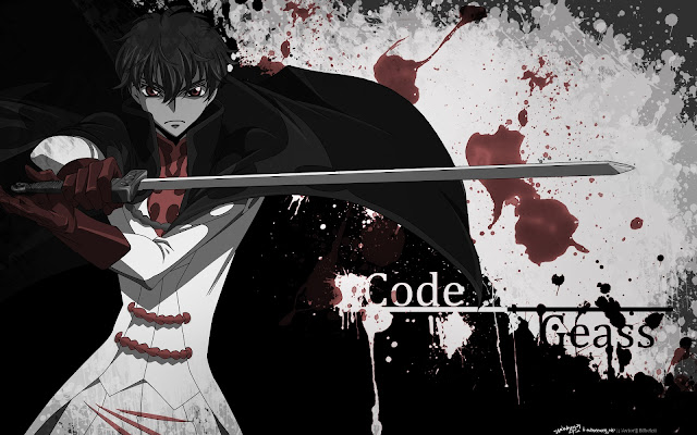 Code Geass | Wallpaper | Sword