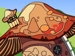 3csGames Magic Mushroom Escape