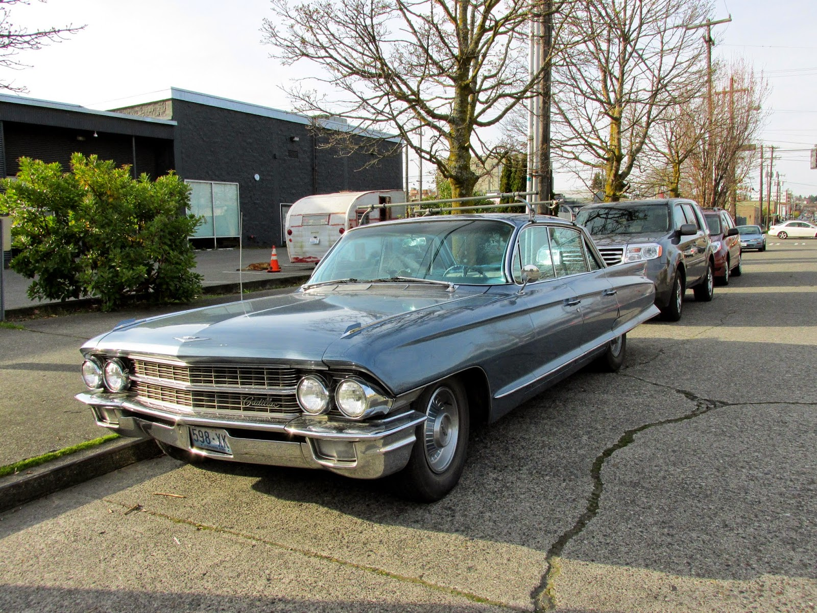 seattle 39 s classics 1962 cadillac sedan deville. Black Bedroom Furniture Sets. Home Design Ideas