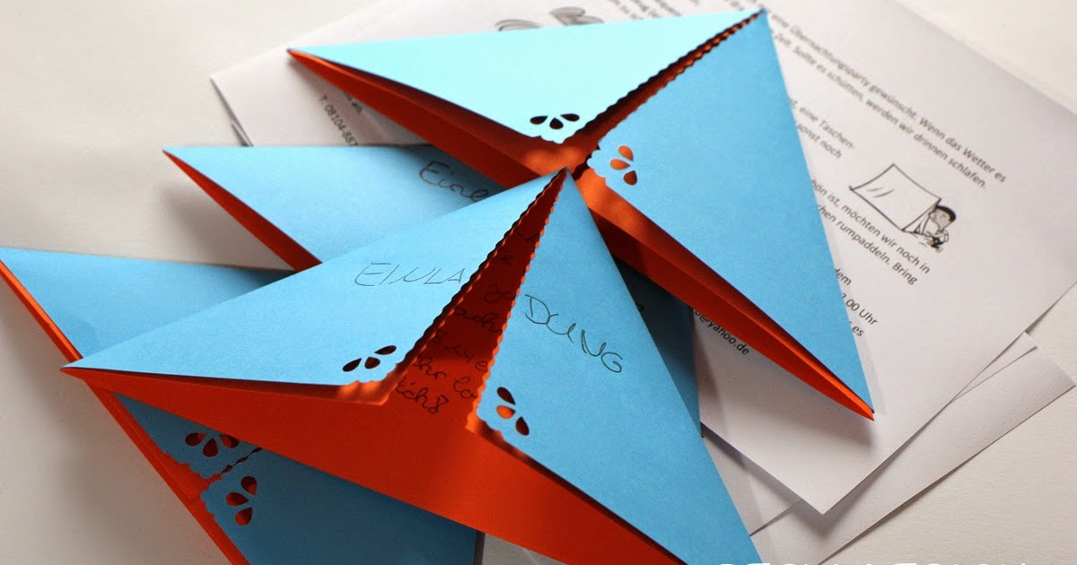 becki-design: einladung zum kindergeburtstag, dieses mal thema zelten, Einladungen