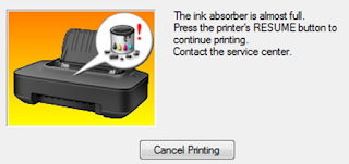 Resetter Canon Service Tool V3400 Download