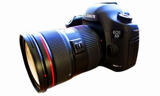 Harga dan Spesifikasi Camera Digital Canon EOS 5D Lengkap Terbaru