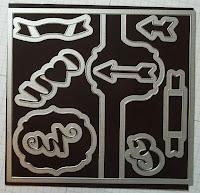 Stampin'UP!'s Label Flip Flop Thinlit Die