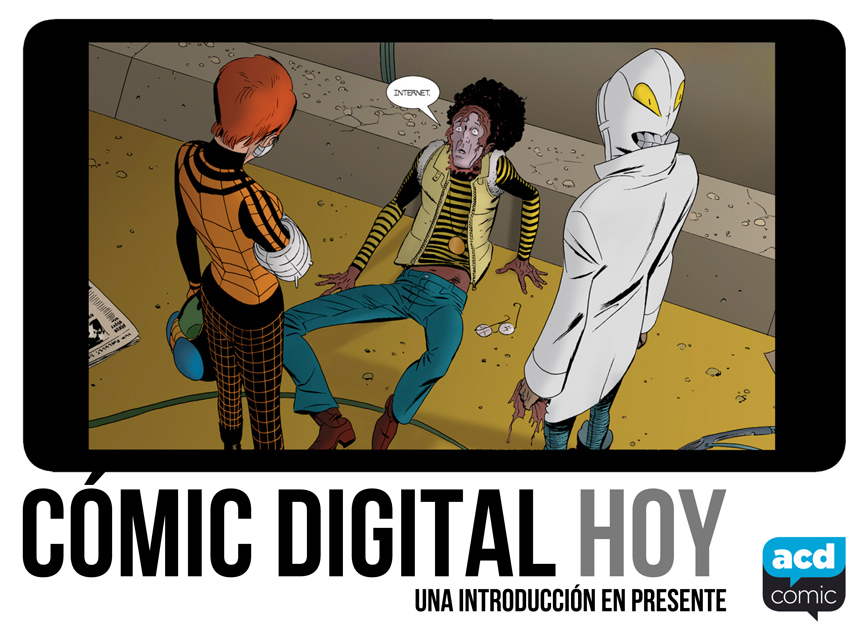 CÓMIC DIGITAL HOY. UNA INTRODUCCIÓN EN PRESENTE