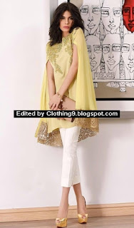 Sobia Nazir eid luxury pret collection 2015