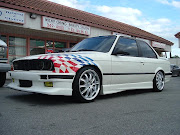 The BMW E30 is a compact executive car with rear-wheel-drive layout (except . sport bmw