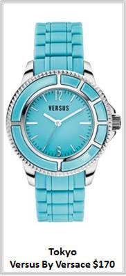 Sydney Fashion Hunter - Timeless Timepieces - Versus By Versace Tokyo Watch