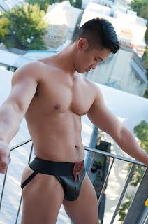 muscular hunk intercourse photo