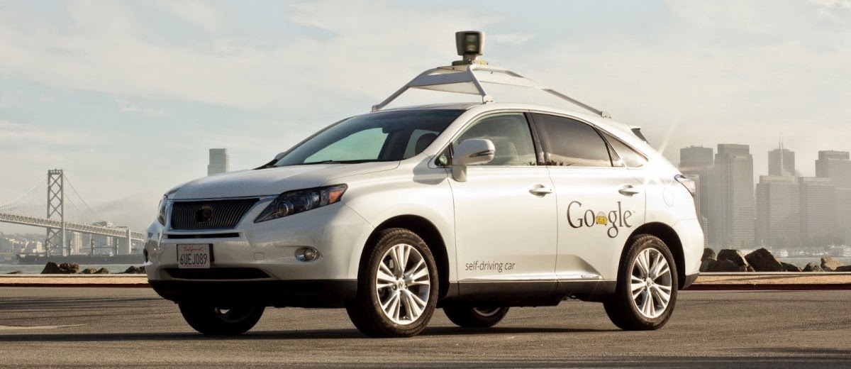 Self-Driving Google Car