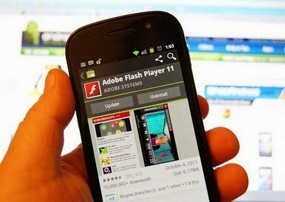 Adobe Flash Player v.11.1.115.63 Android
