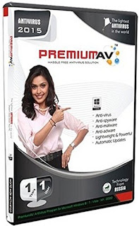 Buy PremiumAV Anti-Virus 2015 – 1 PC, 1 Year (CD) at Rs. 149 only
