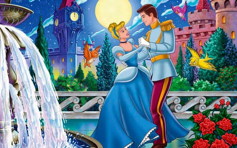 Cenicienta y el Principe