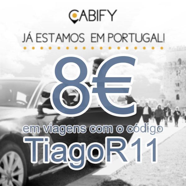 Desconto Cabify