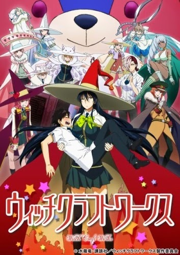 Cover Witch Craft works