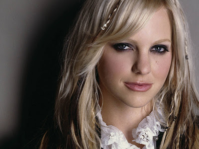 Anna Faris HD Wallpaper closeup photo shoot