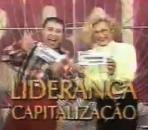 Propaganda da Telesena com Hebe Camargo e Pedro Bismarck (Nerso da Capitinga). Começo dos anos 90.