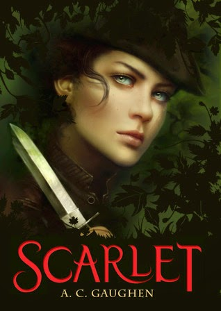 http://www.amazon.com/Scarlet-C-Gaughen/dp/0802734243/ref=sr_1_1?s=books&ie=UTF8&qid=1404179501&sr=1-1&keywords=scarlet+ac+gaughen