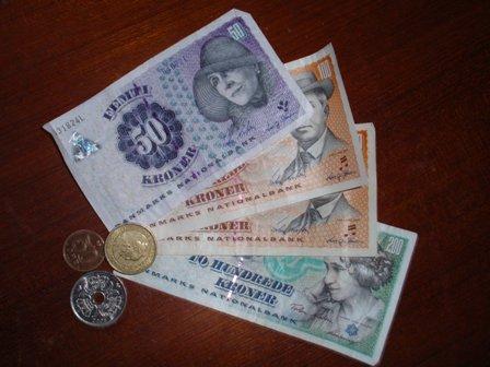 danske kroner til dollars
