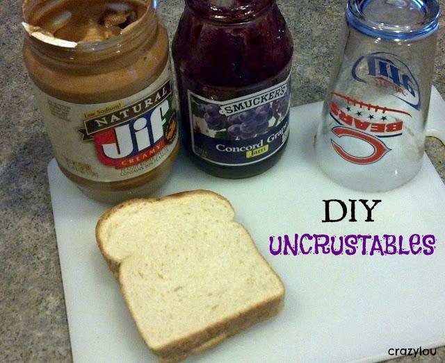 DIY Uncrustables