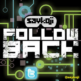 Saykoji - Follow Back on iTunes