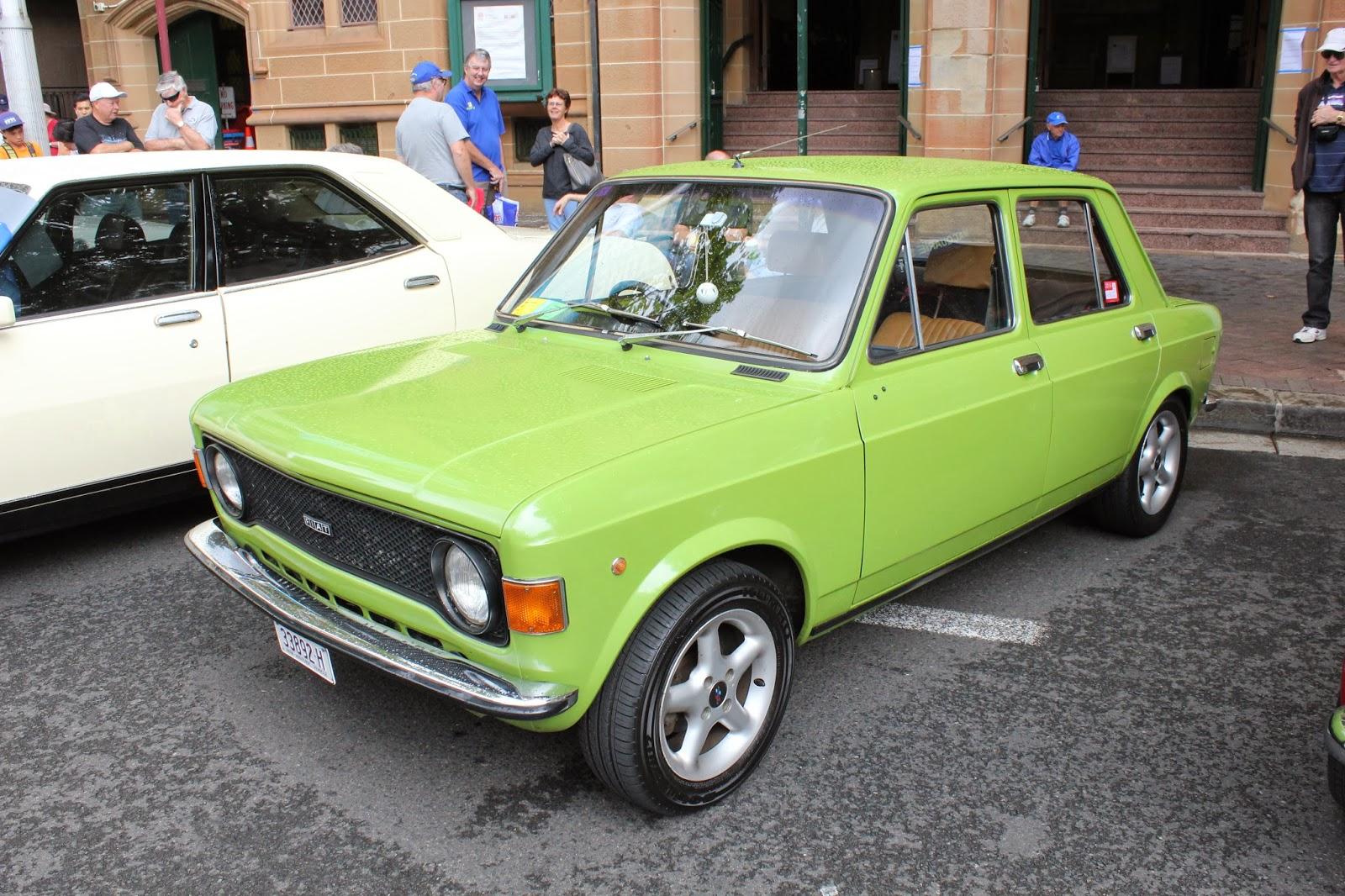 1976 fiat 128