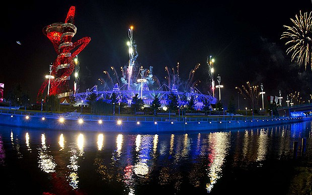 Latest images of London Olympics 2012