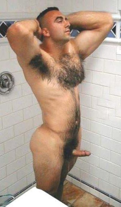 Naked Hairy Men Small Cock