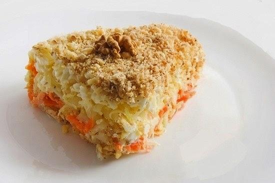 салат кремлевский рецепт с фото