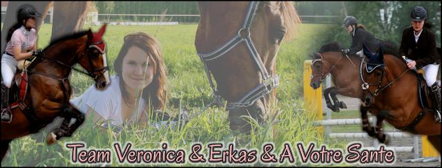 Team Veronica & Erkas & A Votre Sante