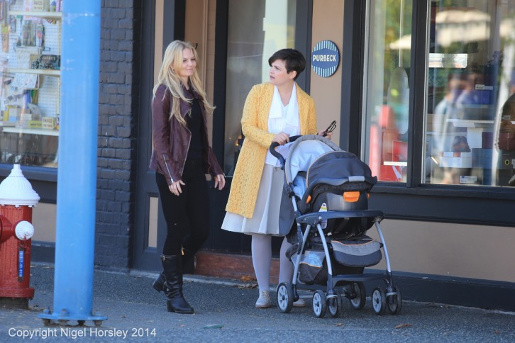 Once Upon a Time - Season 4 - Set Photos - 16th July 2014
