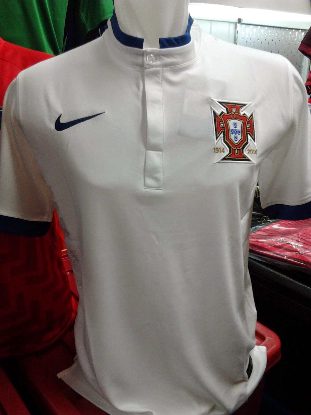 Jual Jersey Portugal Away