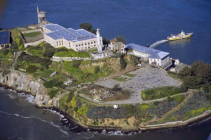 Prisión de Alcatraz, viajes y turismo