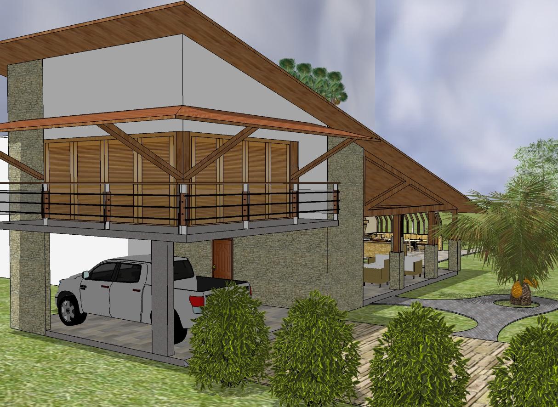 Casa de Campo Chácara 10 x R$55 00 Clique Projetos #4F5B20 1214 886