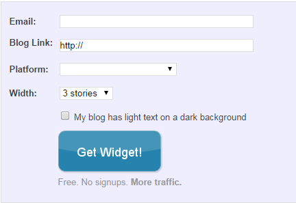 101Helper related post widget for blogger