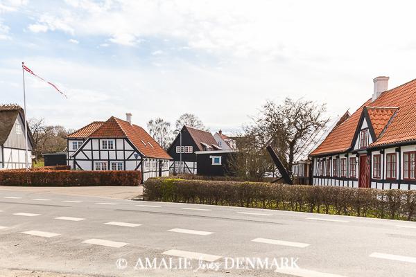 Amalie loves Denmark - Ferienhausurlaub auf Fünen, Troense