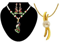 Amazon : Buy Surat Diamonds Jewellery upto 90% off + 30% off from Rs. 23 only – Buytoearn