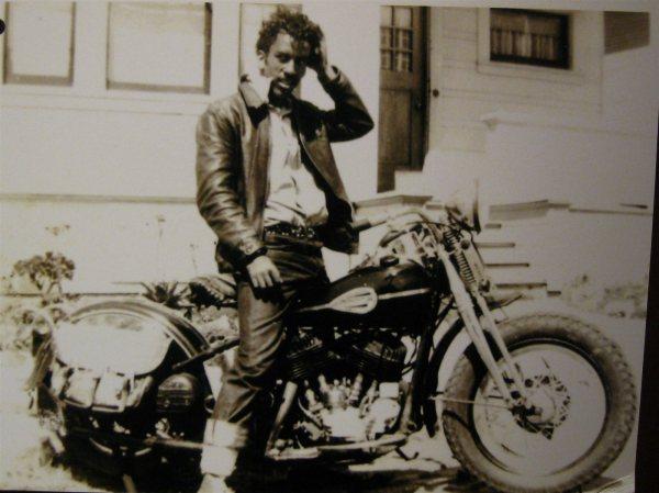 Bike Saddlebags Historical past