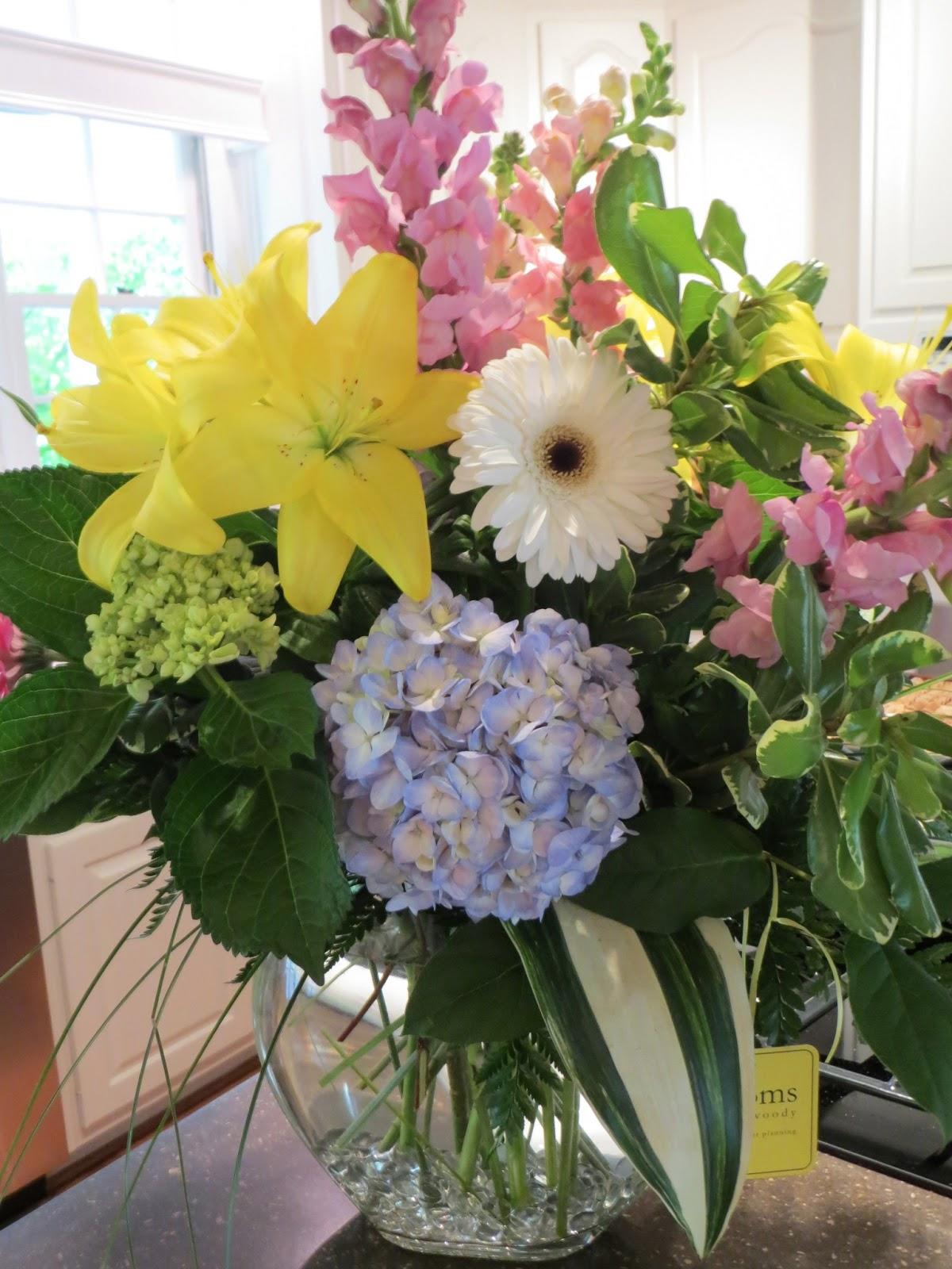 "Simply LKJ Anniversary Flowers & Something ""Silver"""