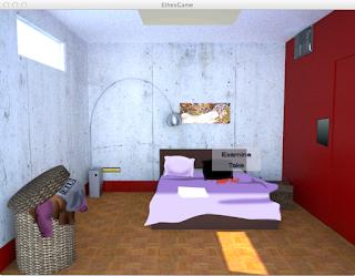 Ethex Screenshot (C) Sarah Smith 2012
