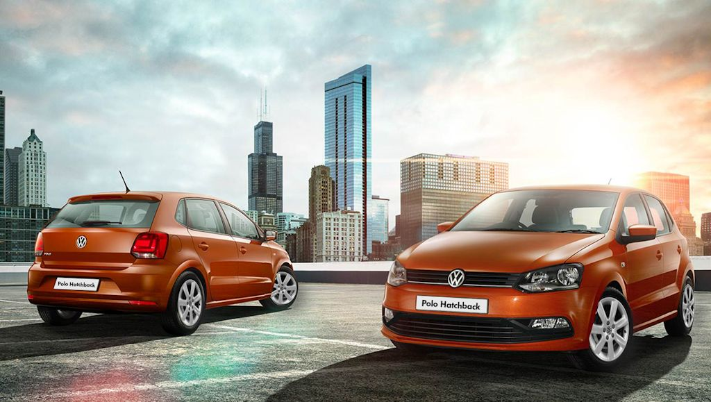 Volkswagen Philippines Launches Polo 1 6 Hatchback W