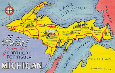 Michigan's Upper Peninsula is open for business