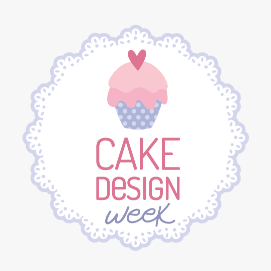 Cake Decorating Logo Designs : Cake Design Week.....a very sweet moment
