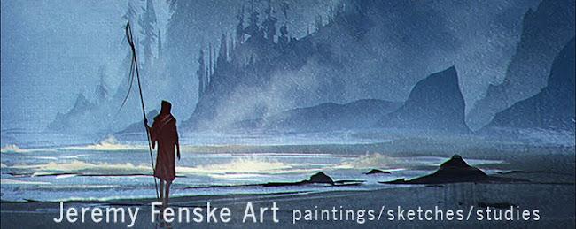 Jeremy Fenske Art